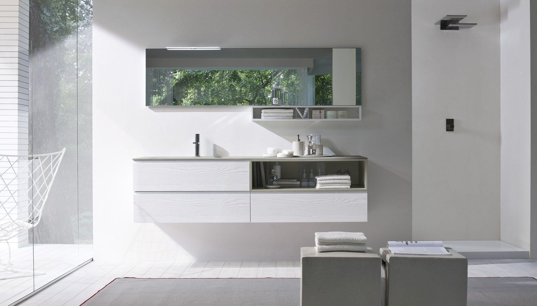 Comp msp07 miroir pour salle de bain by ideagroup for Idea groupe salle de bain