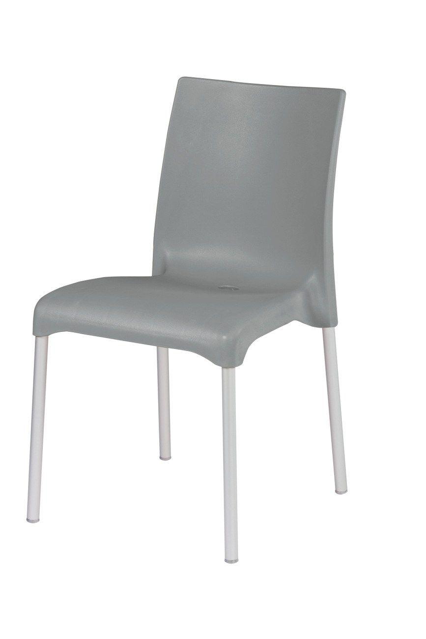 chaise empilable en technopolym re maya by gaber design. Black Bedroom Furniture Sets. Home Design Ideas