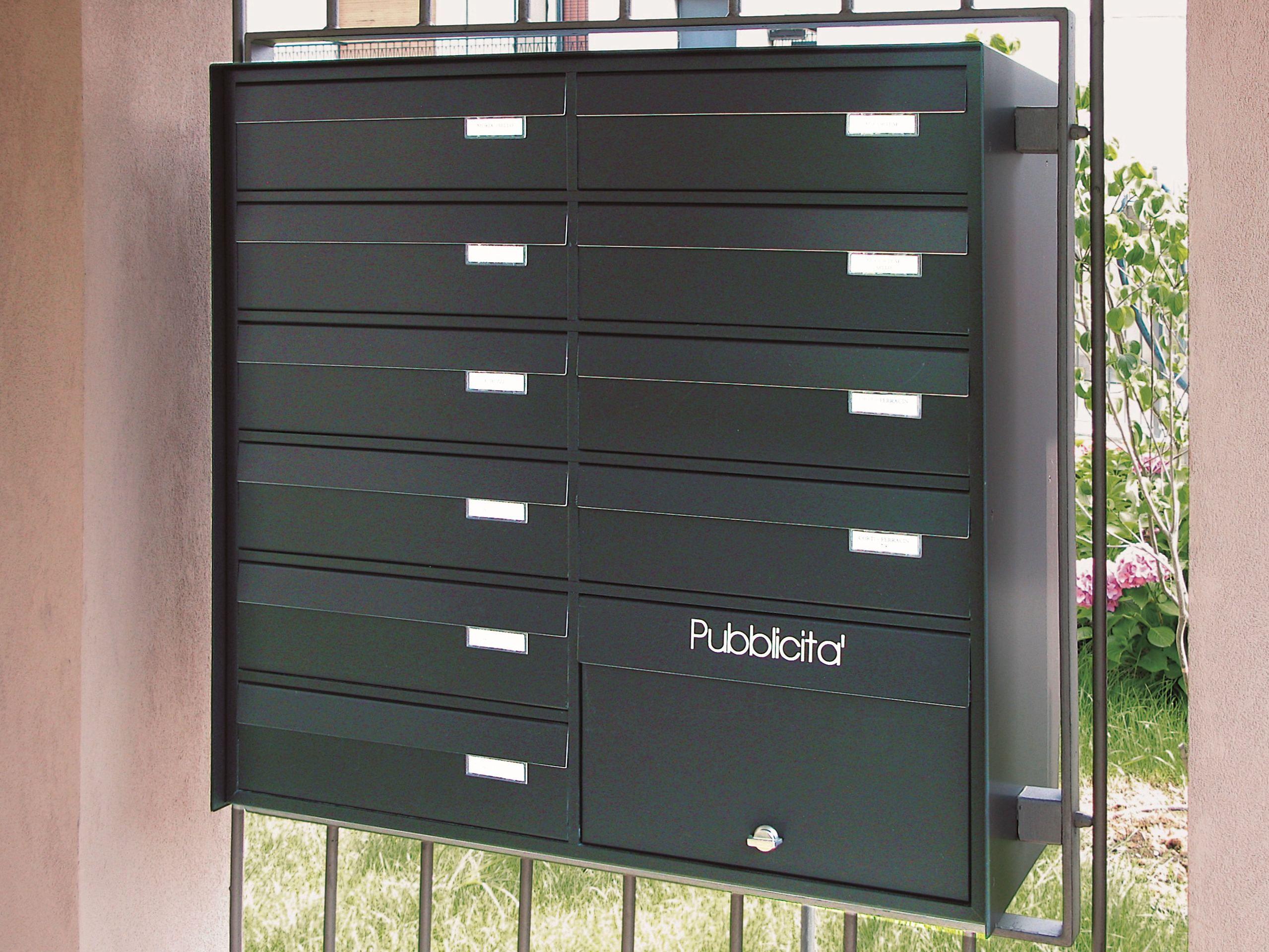 Df cassetta postale by ravasi - Cassetta postale design ...
