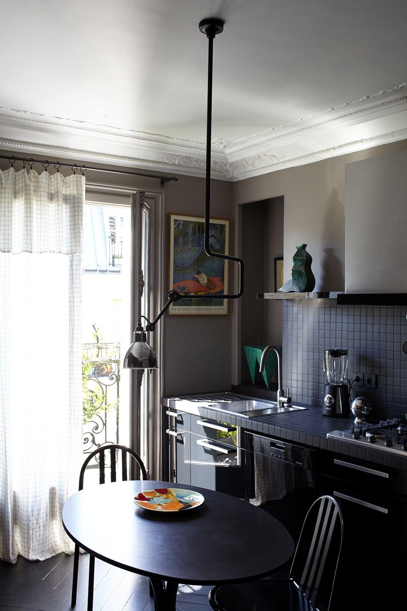 n 312 deckenleuchte by dcw ditions design bernard albin gras. Black Bedroom Furniture Sets. Home Design Ideas
