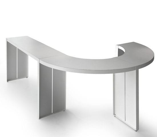 stehtisch modulares aus holz panco by lapalma design. Black Bedroom Furniture Sets. Home Design Ideas