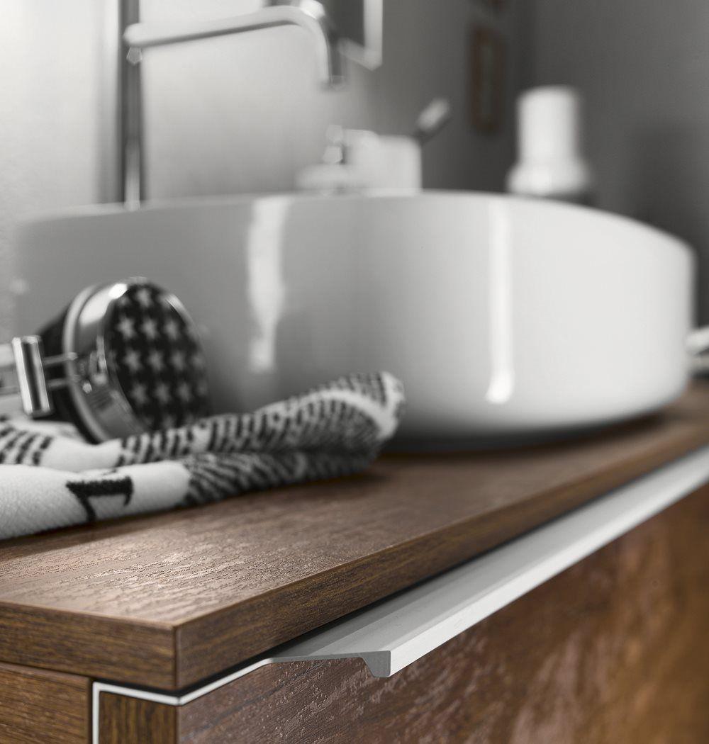 Meuble pour salle de bain composable progetto for Ajax gel salle de bain