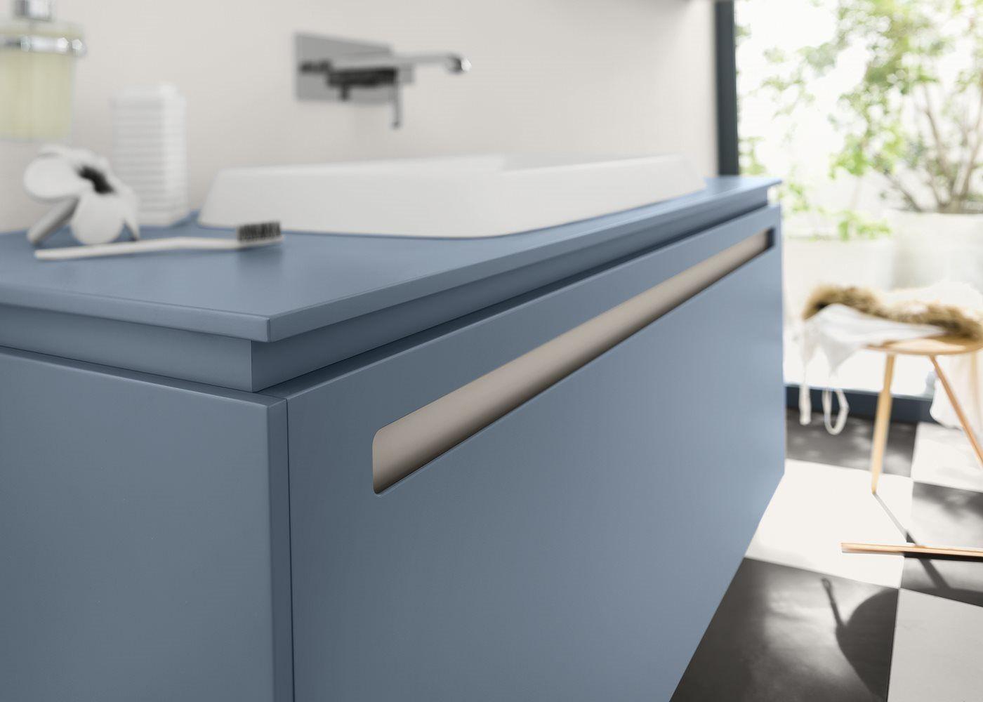 Meuble pour salle de bain meuble sous vasque progetto for Inda salle de bain