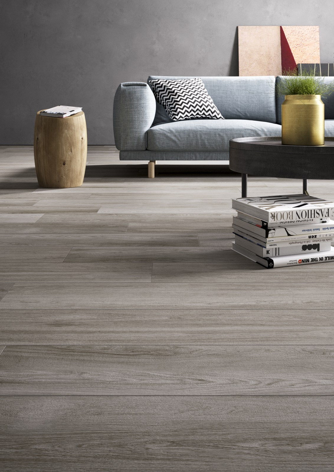 Pavimento de gres porcel nico imitaci n madera q style by - Pavimento gres porcelanico ...