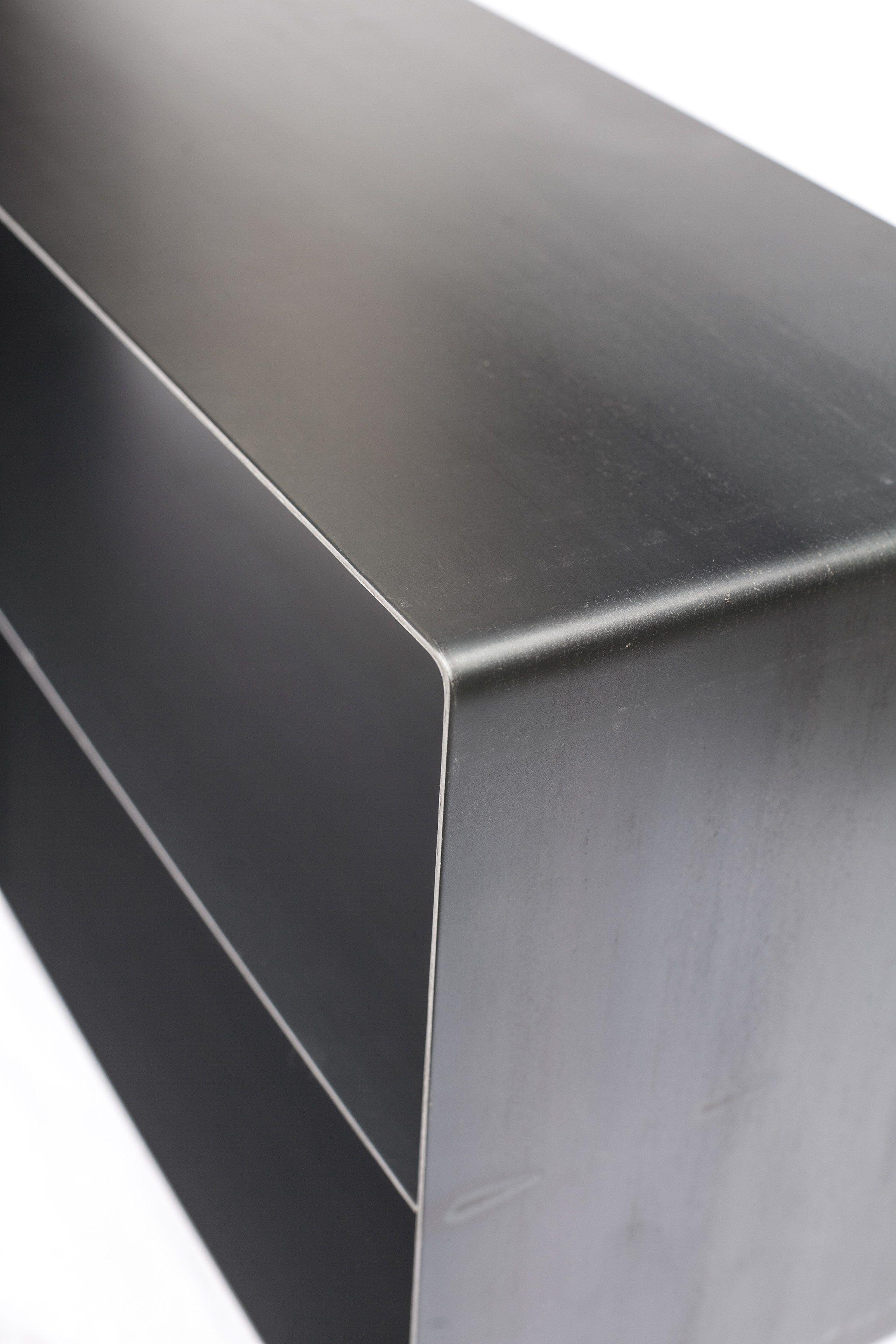 Scaffale autoportante su misura in metallo quattro by vidame ...