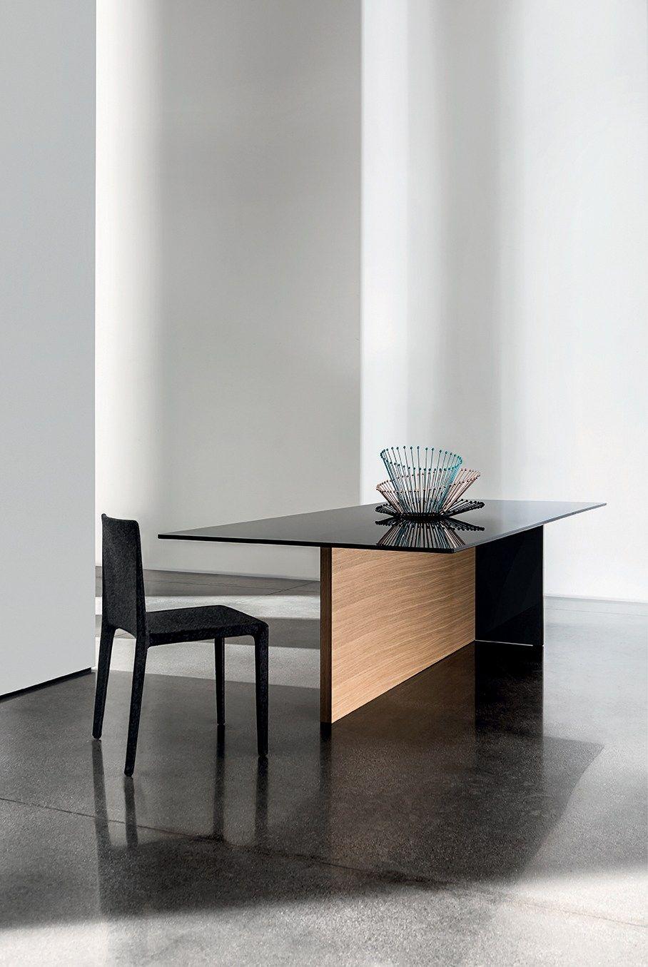 regolo mesa rectangular coleccin regolo by sovet italia diseo lievore altherr molina