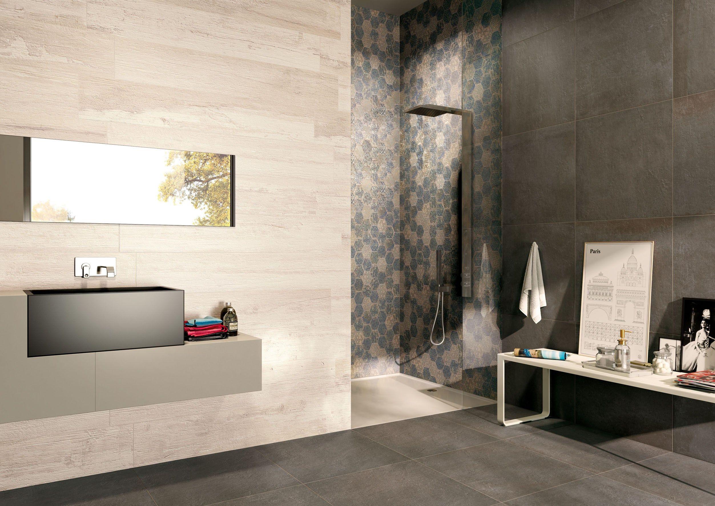 Pavimento rivestimento in gres porcellanato effetto legno for Gres porcellanato immagini