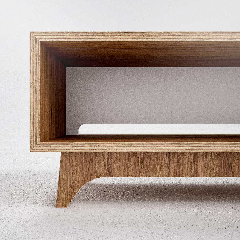 Mobile tv basso s5 collezione s by odesd2 design for Mobile basso design