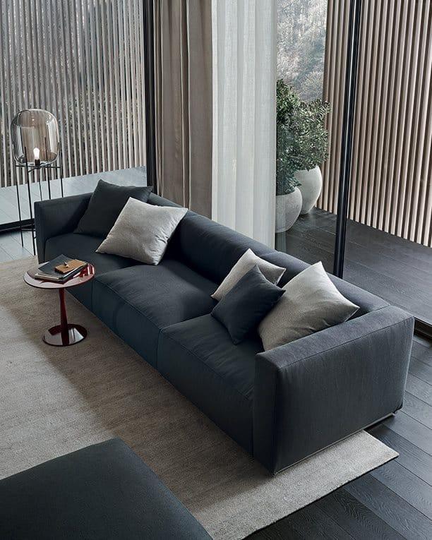 SHANGAI Sofa Shangai Collection By Poliform Design Carlo