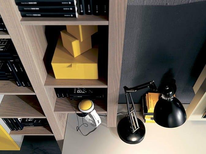 tv wall system side 2 by fimar - Soggiorno Fimar 2