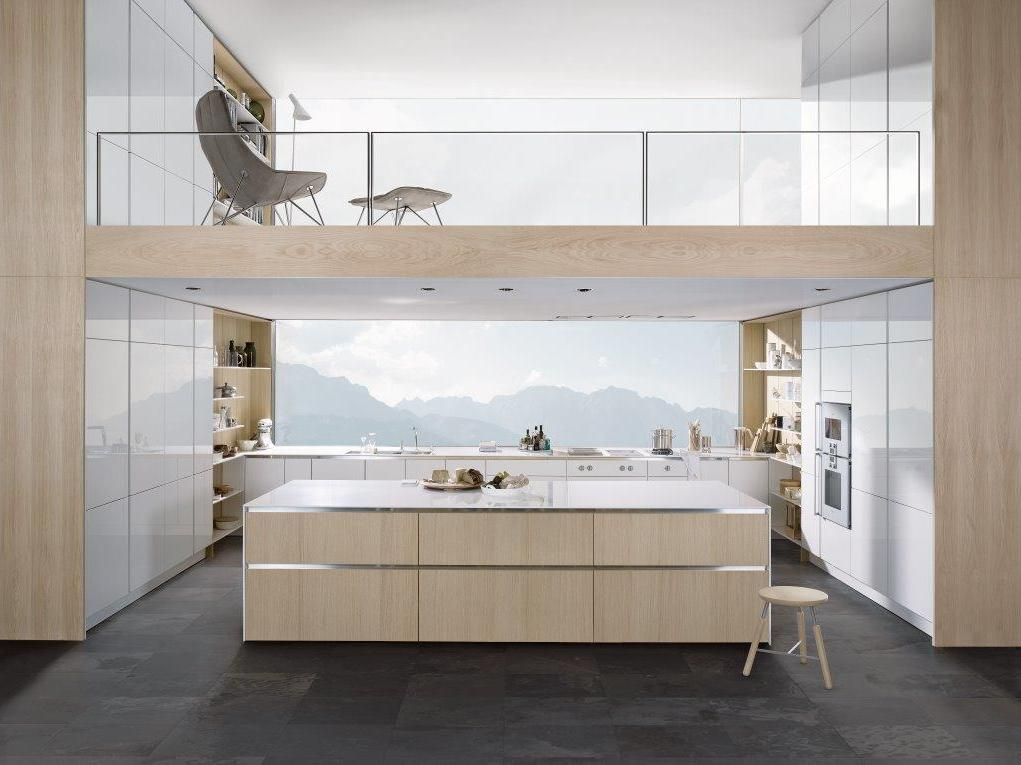 contemporary style wooden kitchen siematic pure - se 3003 r by ... - Kche Siematic