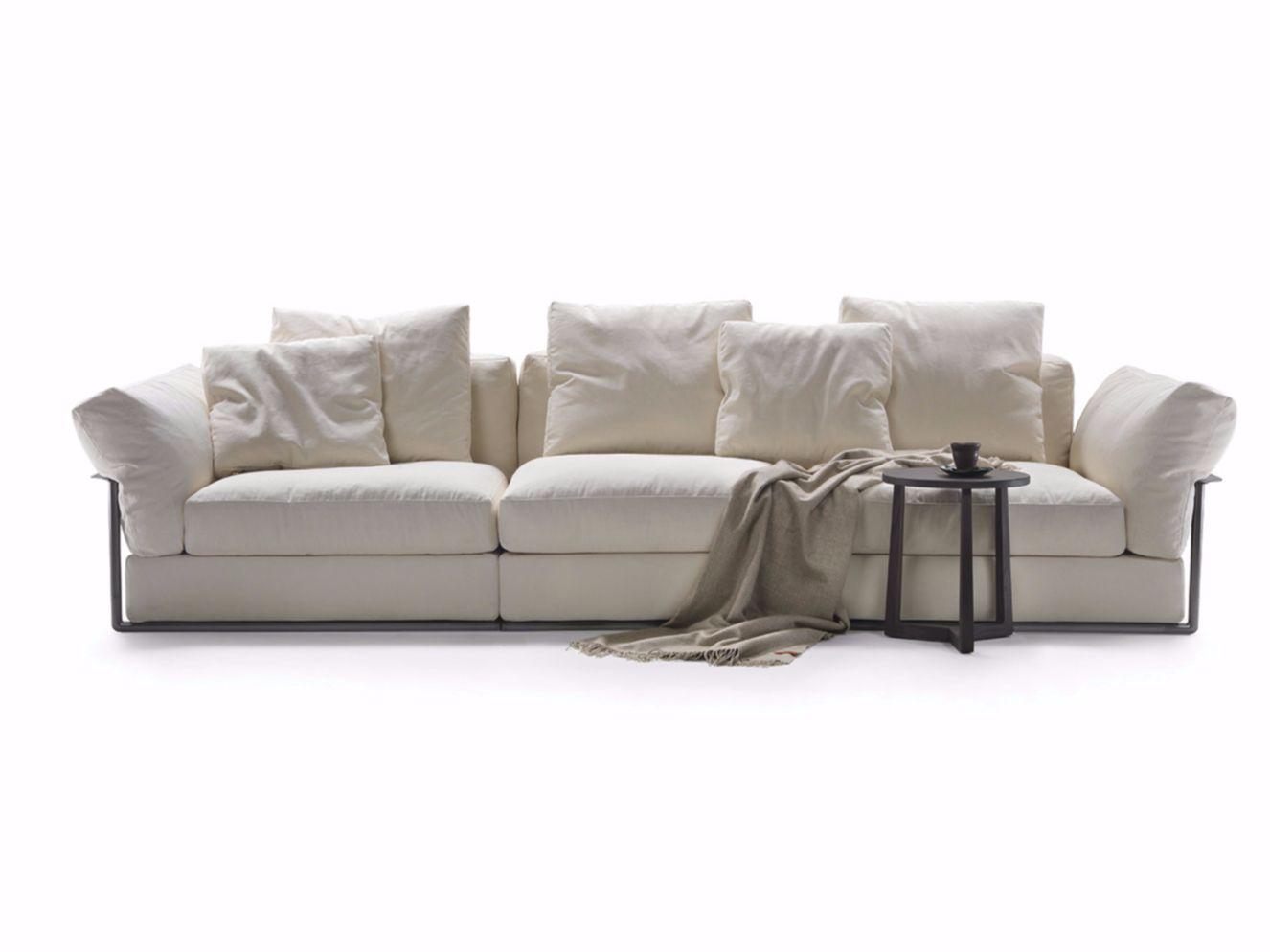 Zeno divano collezione zeno by flexform design antonio for Divano sfoderabile