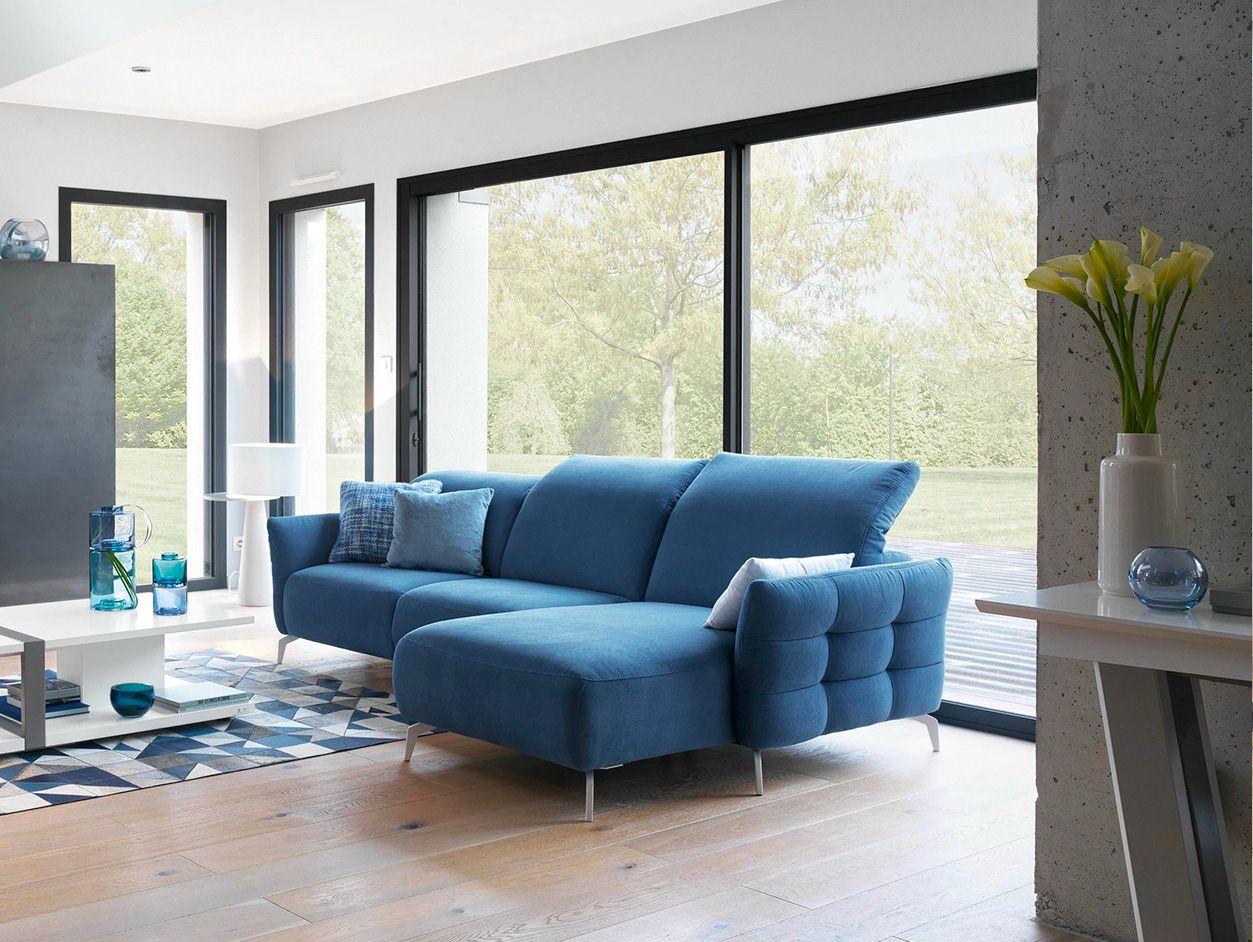 livea canap avec m ridienne collection livea by gautier france. Black Bedroom Furniture Sets. Home Design Ideas