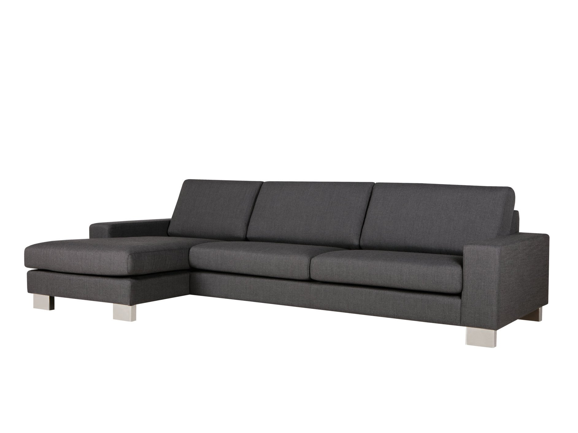 Quattro sofa with chaise longue quattro collection by sits for 2 5 seater sofa with chaise