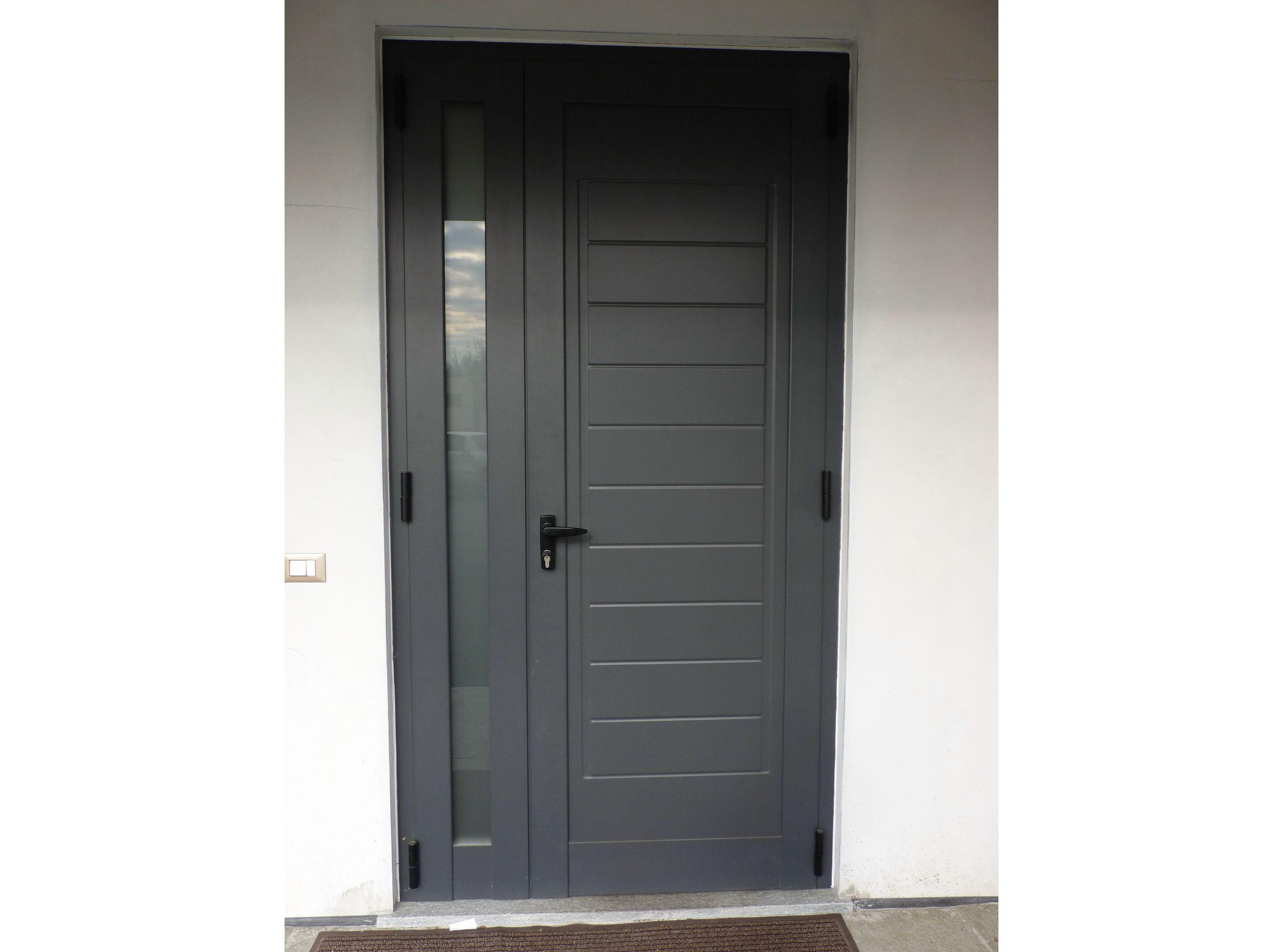 Pannello di rivestimento per porte blindate in alluminio for Paneles de aluminio para puertas