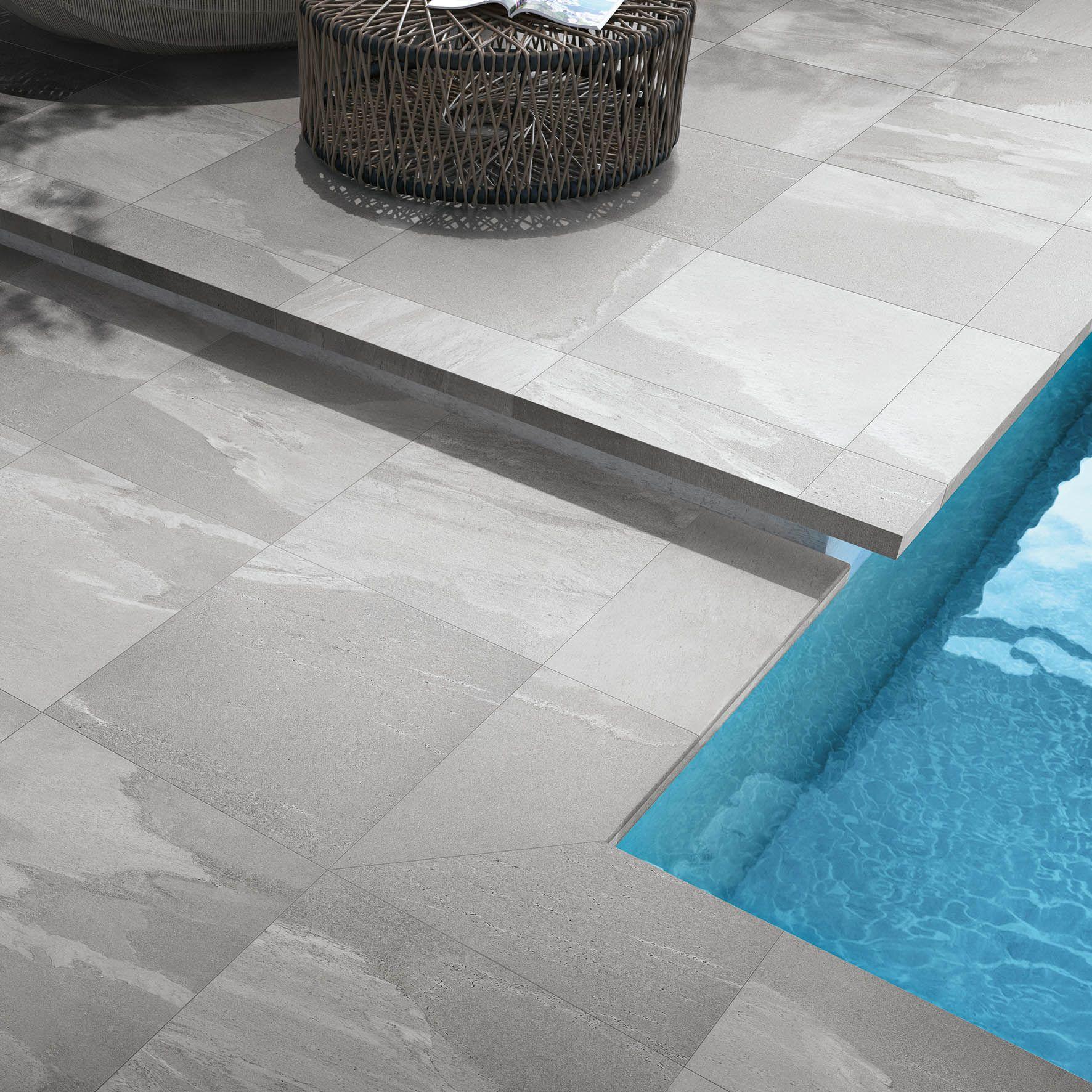pavimento per esterni in gres porcellanato stonework t20. Black Bedroom Furniture Sets. Home Design Ideas