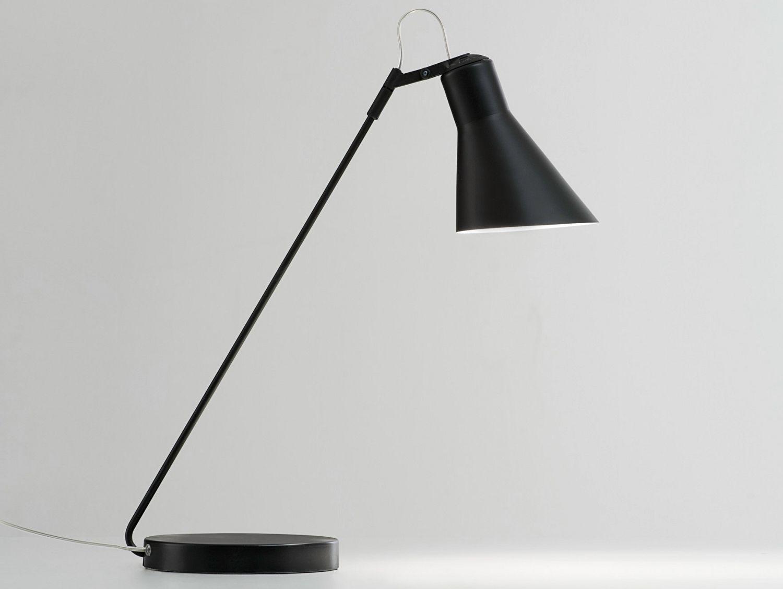 Black iron table lamp - Black Iron Table Lamp 16
