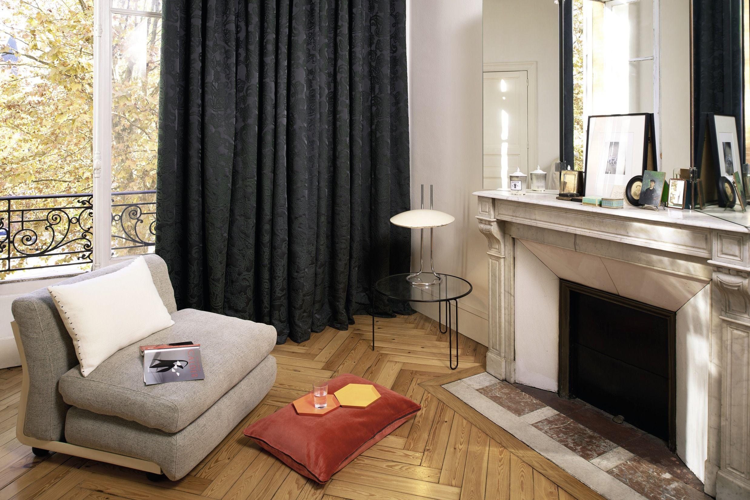 tissu jacquard pour rideaux taos collection jacquard. Black Bedroom Furniture Sets. Home Design Ideas