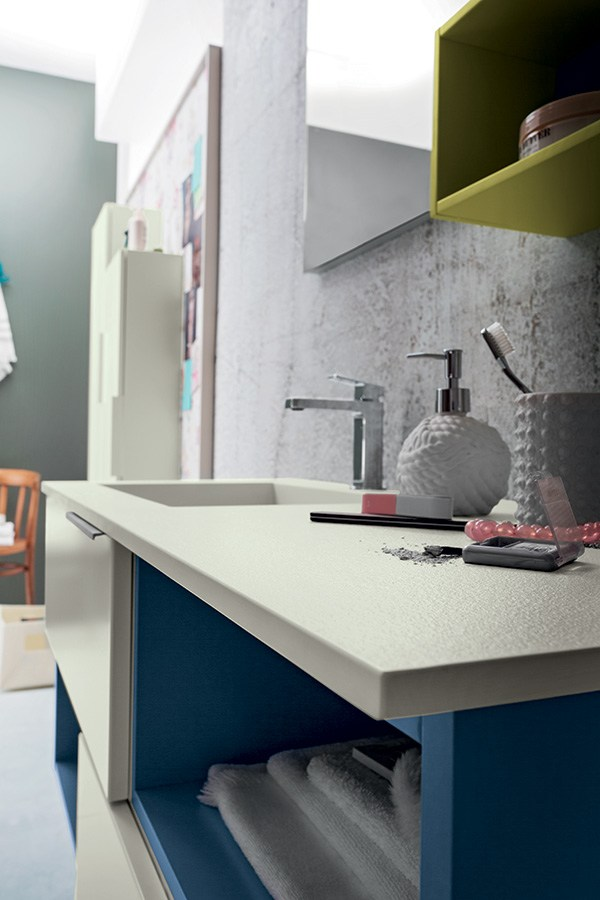 Arredo bagno completo thai composition 5 by rab arredobagno - Rab arredo bagno ...