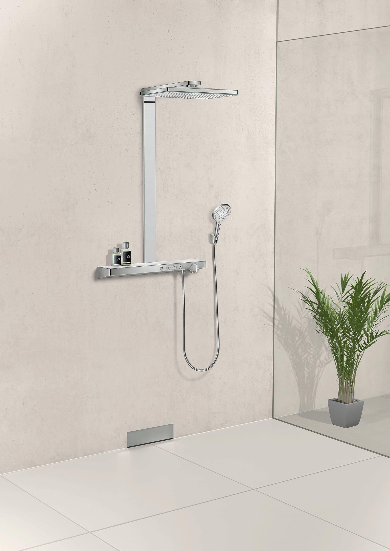 Showertablet select 700 mitigeur thermostatique de douche - Etagere murale pour douche ...