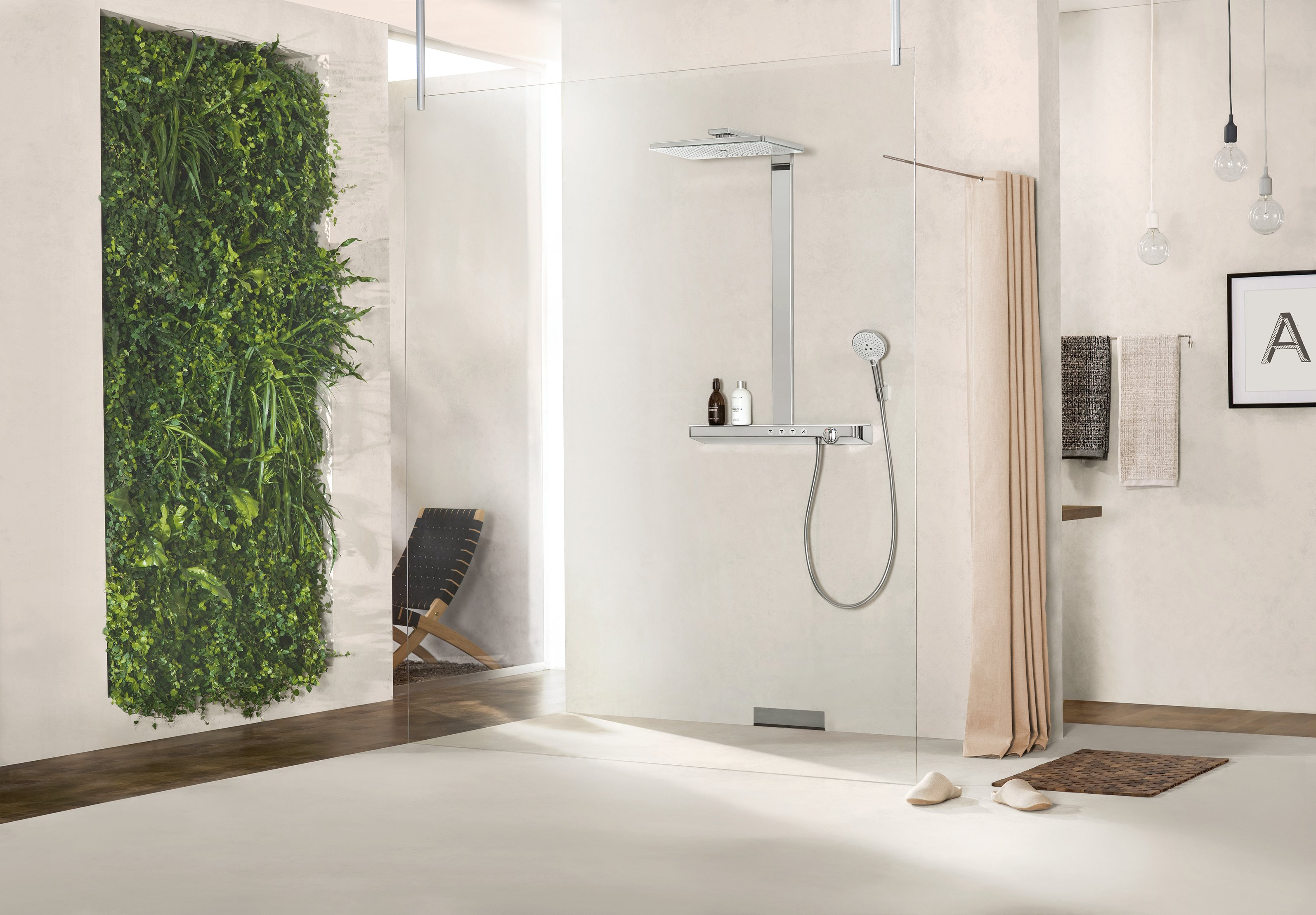 select 700 shower mixer with hand shower select 700 collection by hansgrohe design phoenix design