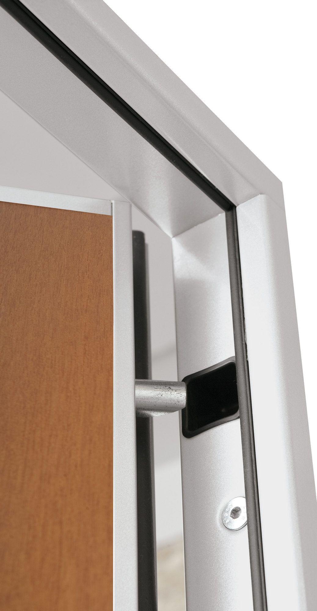Porta d 39 ingresso blindata laccata titano collezione petra for Bertolotto porte