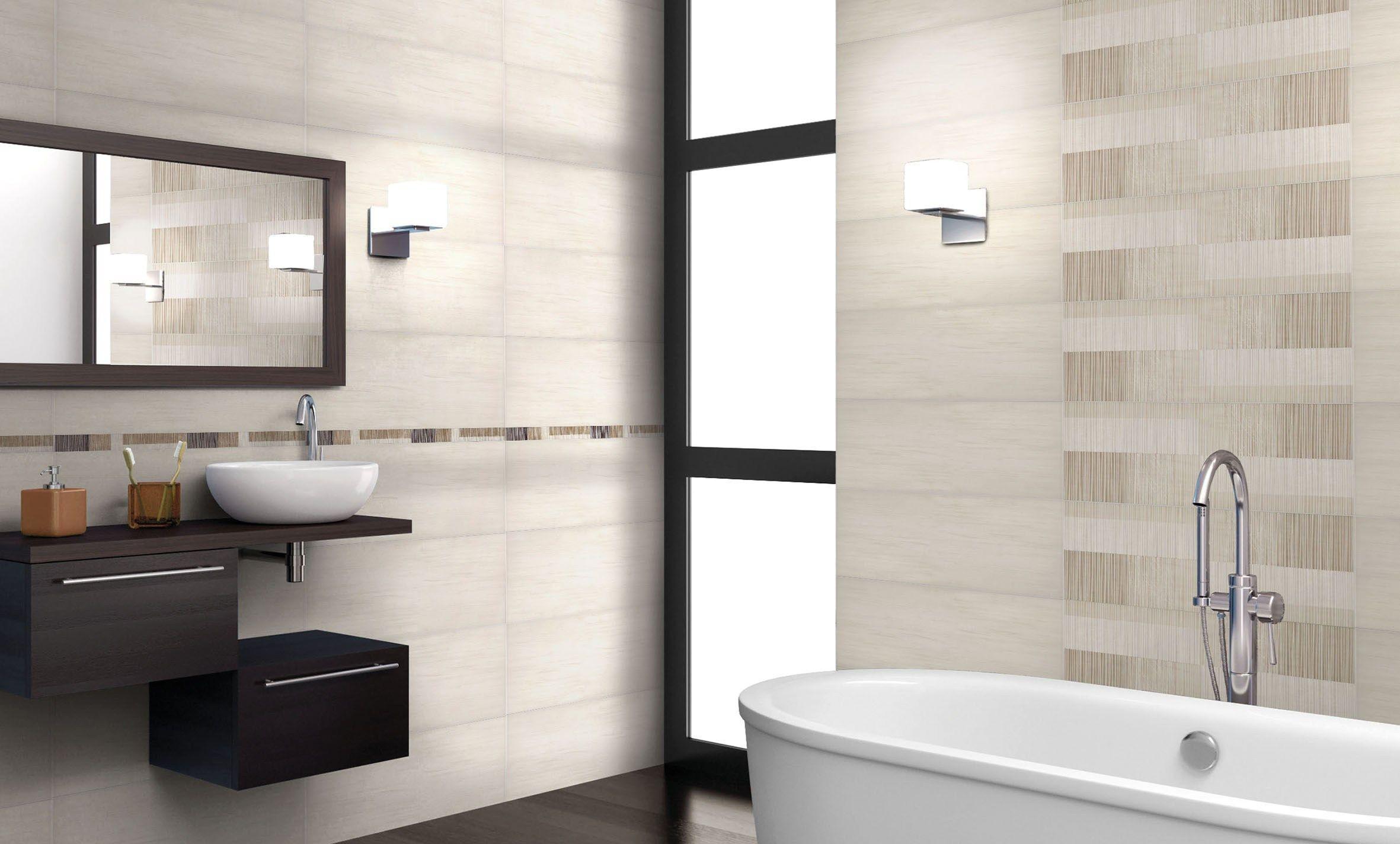 Indoor white paste wall tiles today by ceramiche brennero for Ceramiche brennero