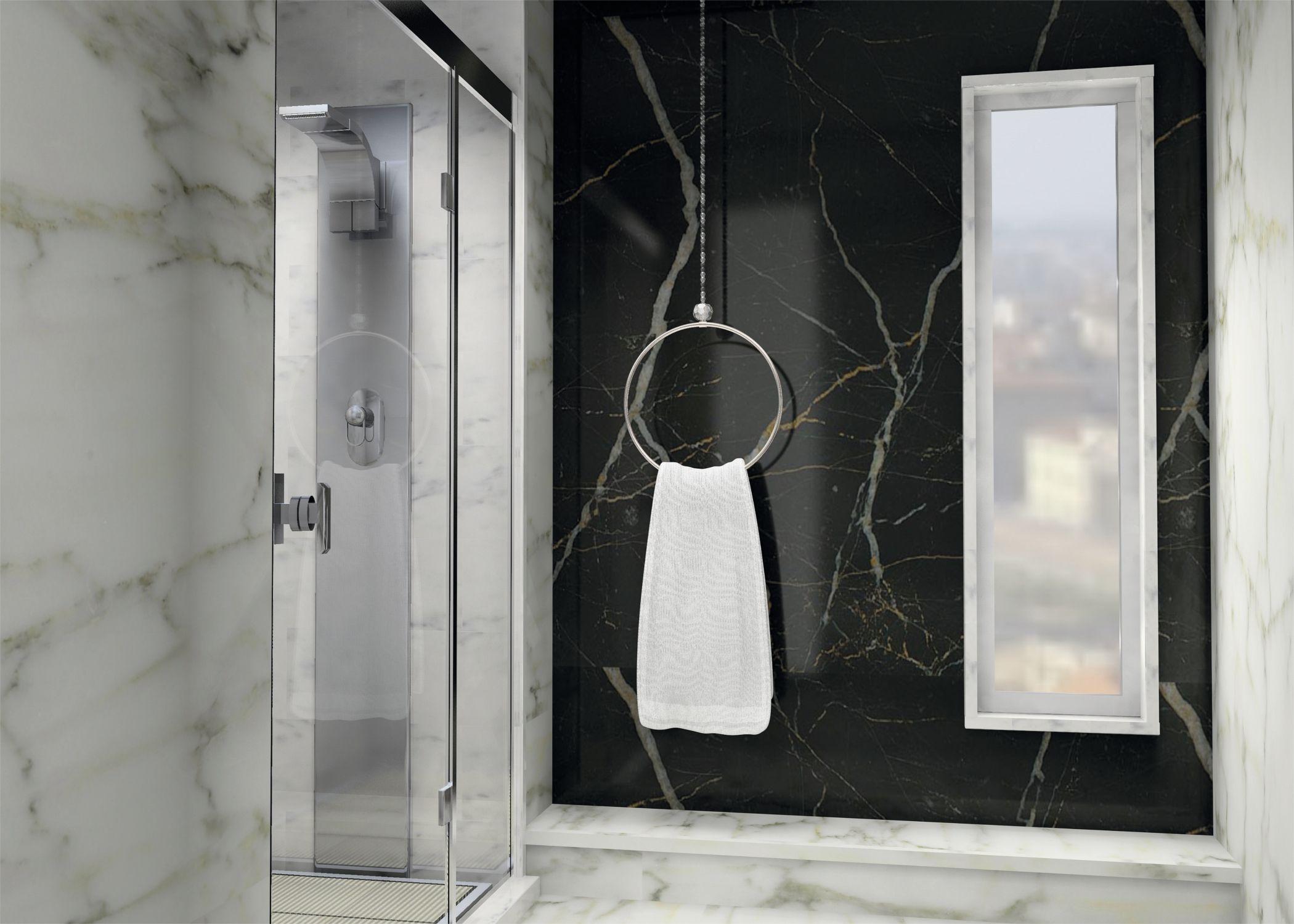 Anelli porta asciugamani ad anello collezione anelli by lineag - Portapentole da soffitto ...