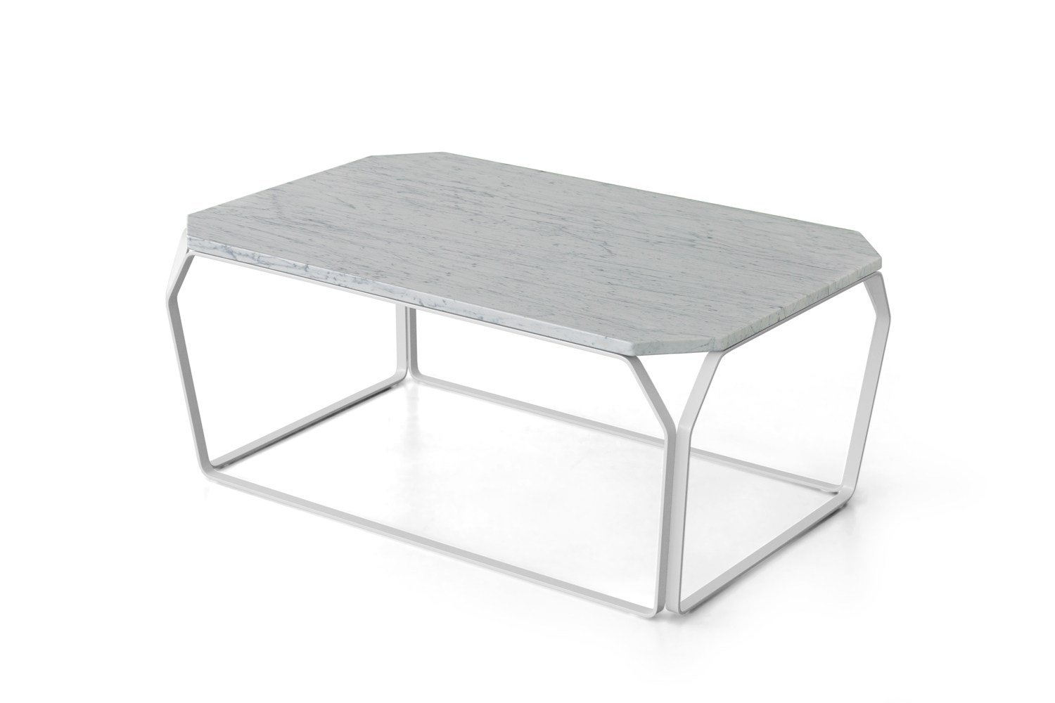 TRAY 3 Carrara marble coffee table Tray Collection By meme design