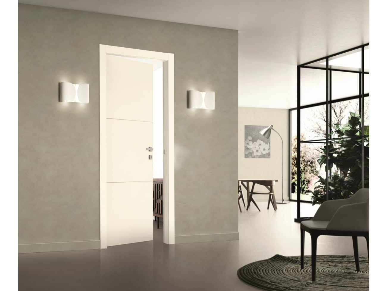 tr sor porte poussante by scrigno. Black Bedroom Furniture Sets. Home Design Ideas