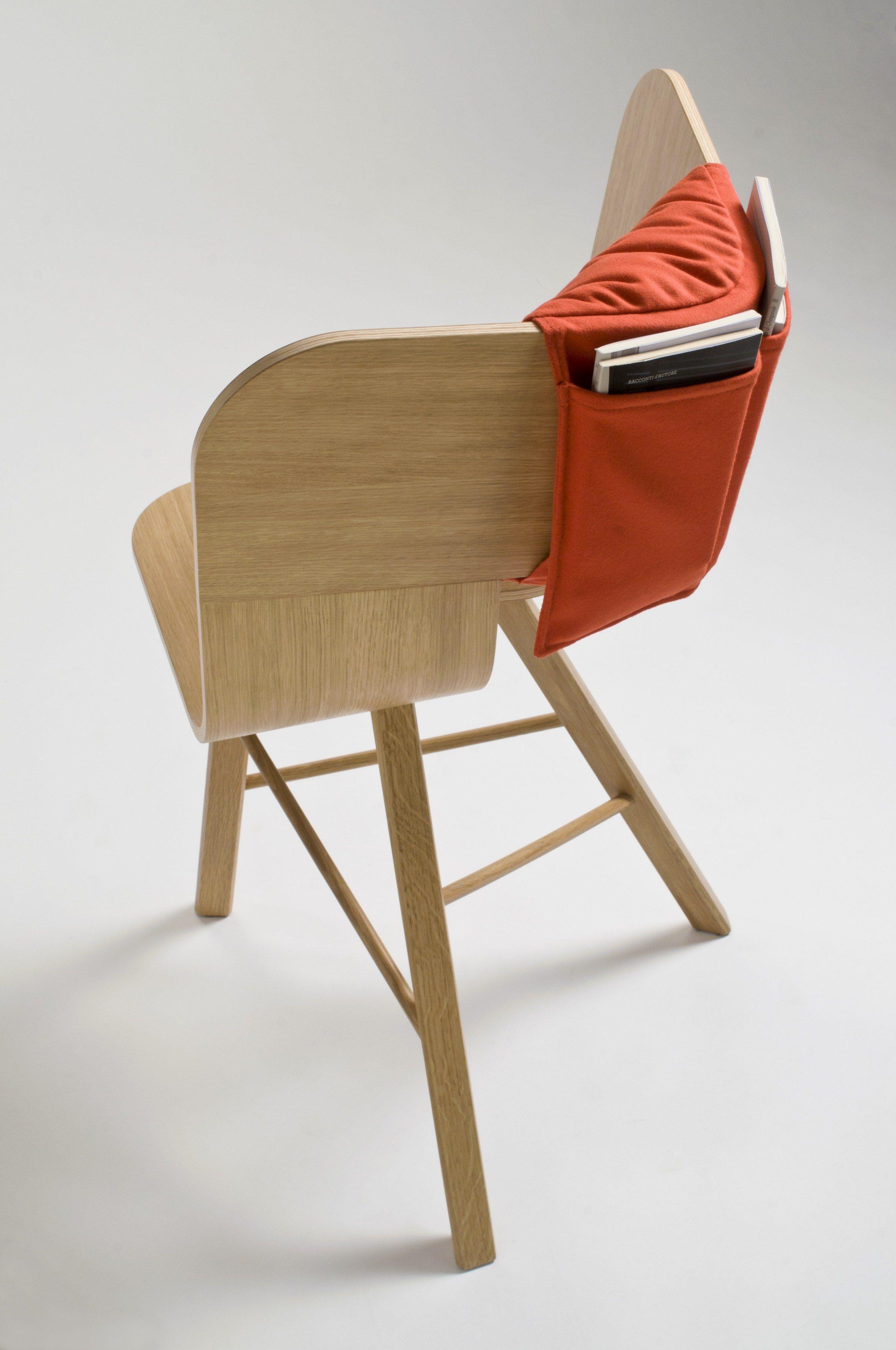 Tria Wood Chair By Col 233 Italian Design Label Design Lorenz Kaz