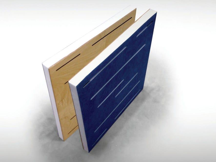 pannelli decorativi in legno : Pannelli decorativi acustici in legno VARI PANEL PRO TECH by Vicoustic ...