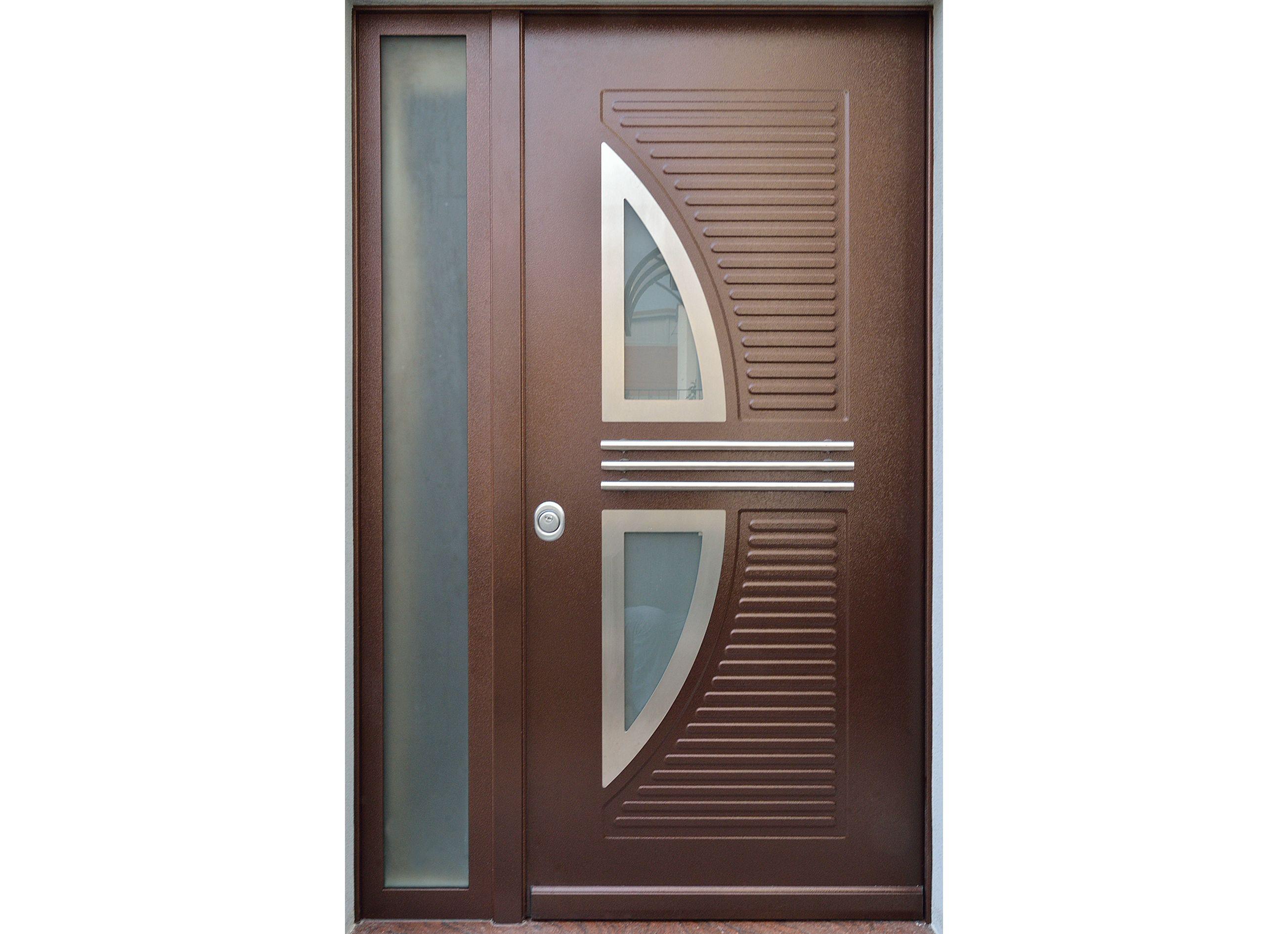 Pannello di rivestimento per porte blindate in alluminio e - Pannello decorativo per porte ...