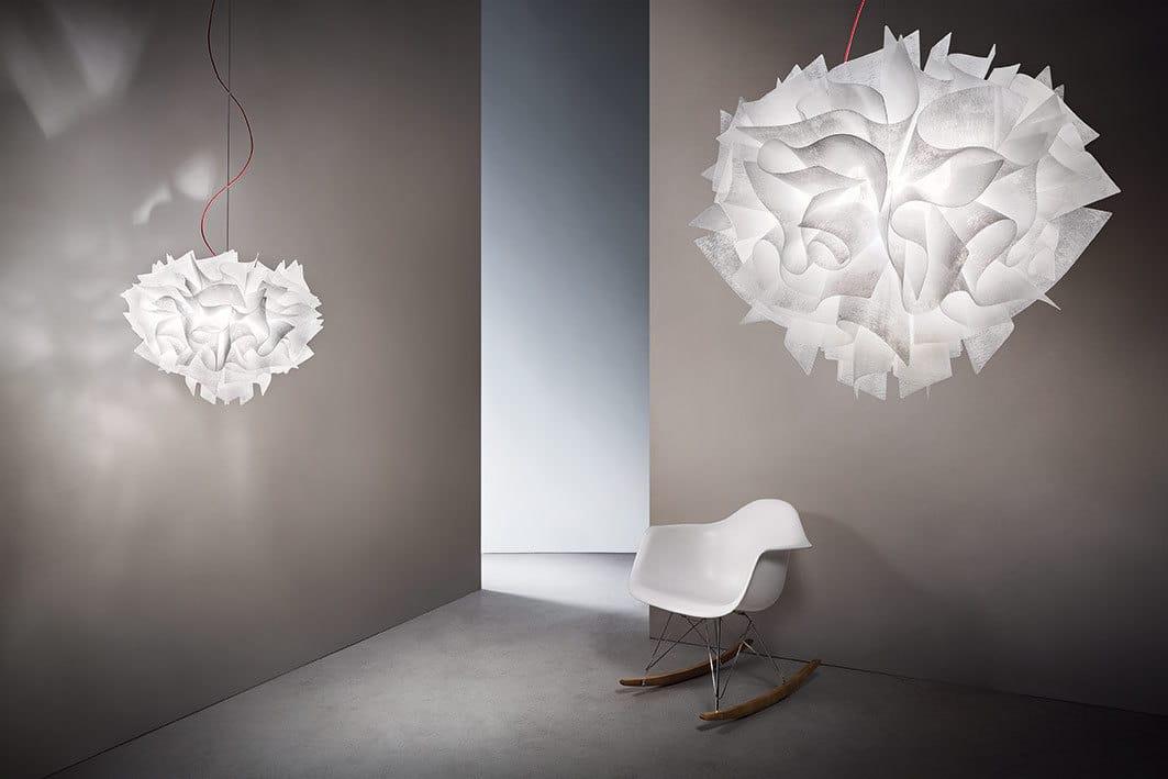 VELI SUSPENSION COUTURE Collezione Veli by Slamp design ...
