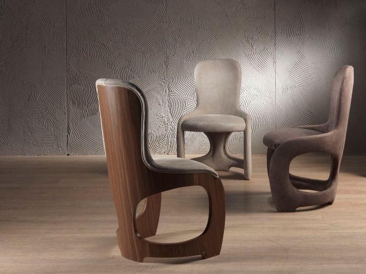 Venere sedia in legno collezione carpanelli contemporary for Sedie particolari