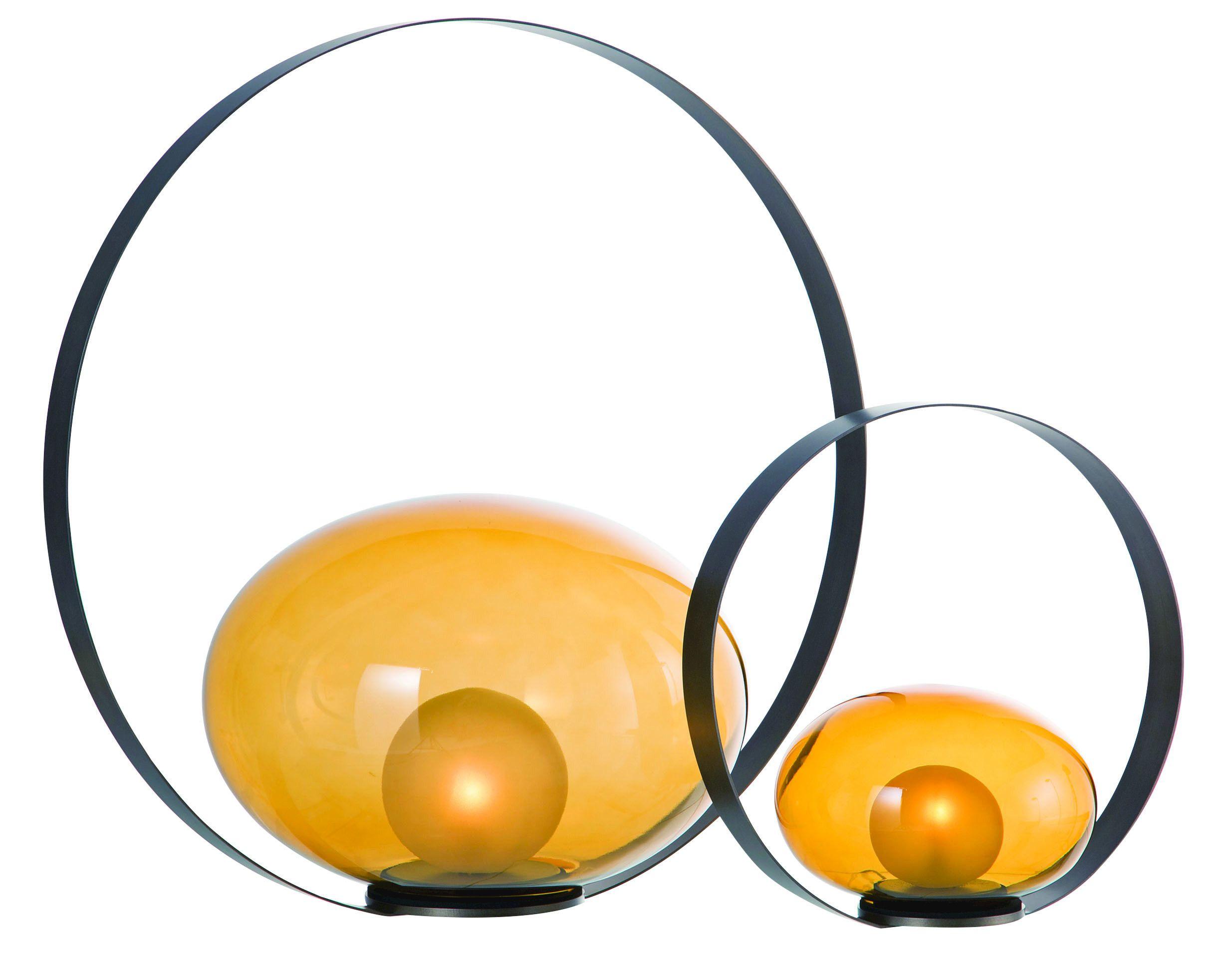 lampe de table en verre de murano voila collection accessoires by roche bobois design alessio bassan. Black Bedroom Furniture Sets. Home Design Ideas