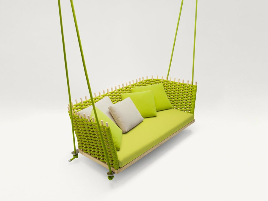 wabi fauteuil suspendu de jardin by paola lenti design. Black Bedroom Furniture Sets. Home Design Ideas