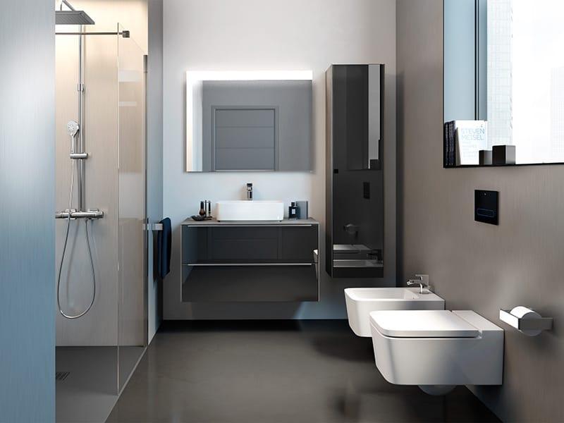 Soft inspira collection by roca sanitario for 10x10 bathroom designs