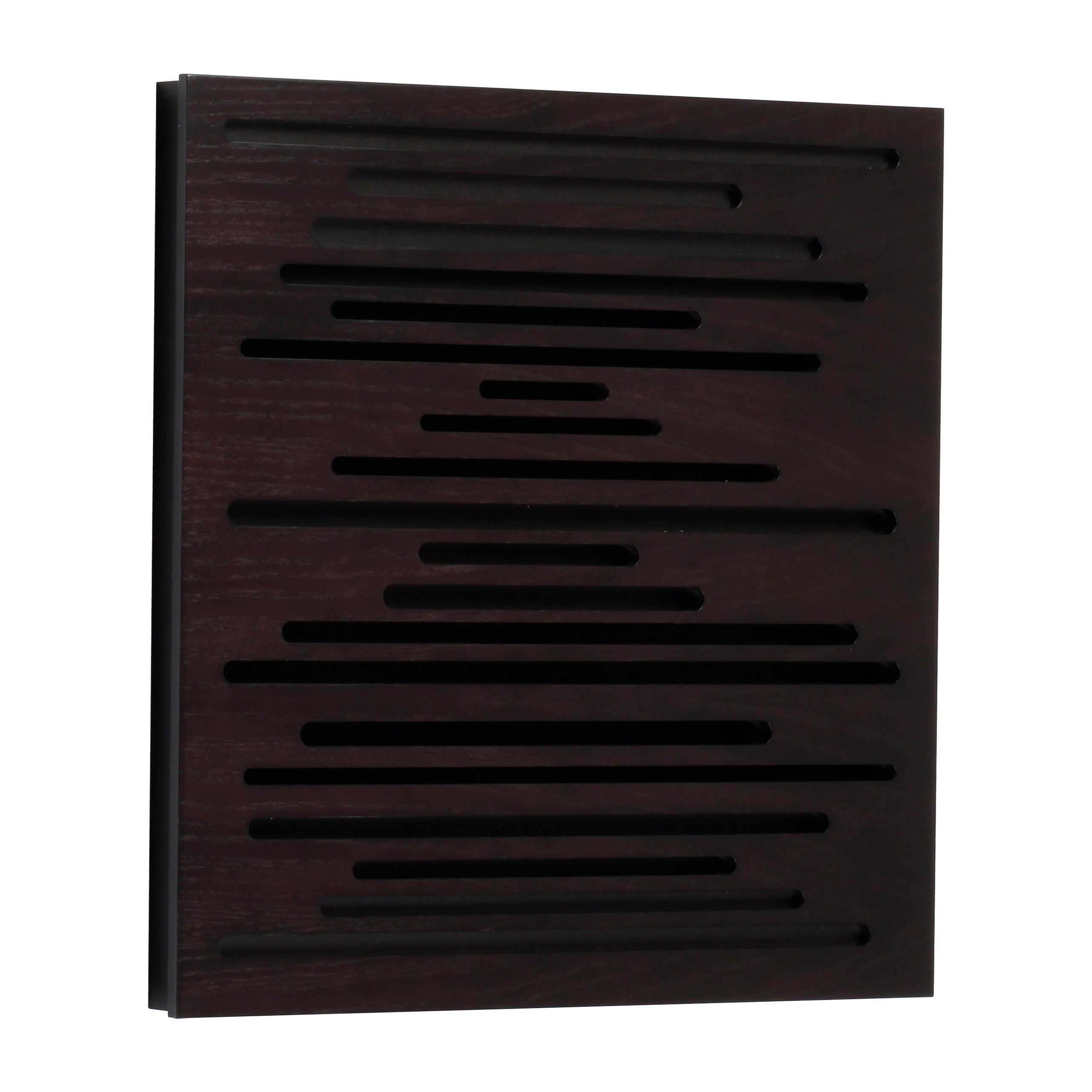 Pannelli decorativi acustici in derivati del legno wavewood ...