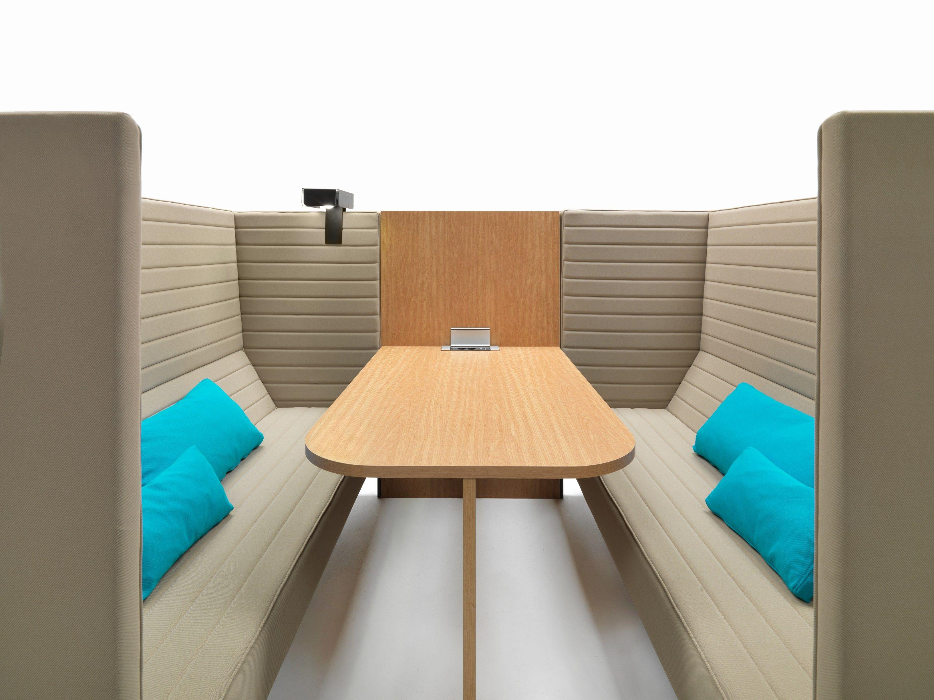 Multimedia office booth workshaker workshaker collection for Office design italia srl