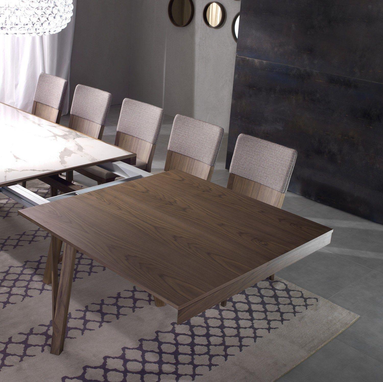 ZEUS Ceramic table by Pacini & Cappellini design Giuliano