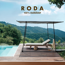 The new RODA 2017 catalogue for outdoor furniture