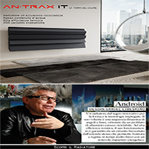 Libeskind for Antrax presents Android