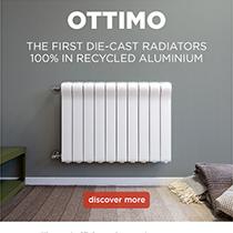 Aluminum radiators: attractive design and energy saving