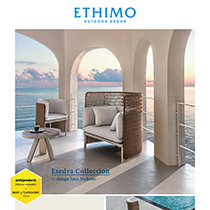 Esedra by Ethimo, outdoor collection