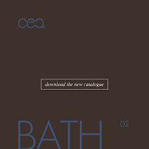 Cea taps, download the new catalogue Bathroom 02