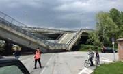 Cavalcavia di Cuneo, Anas lo ricostruirà in acciaio