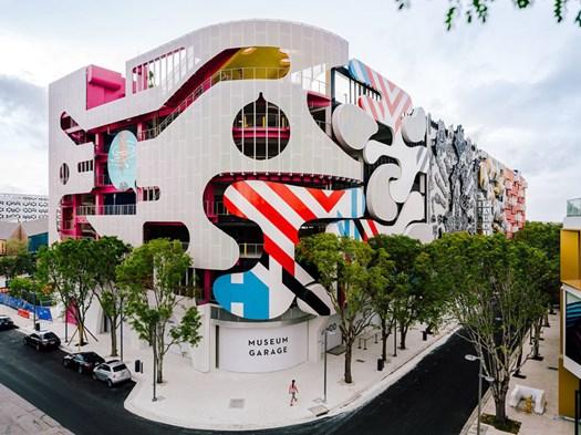 Può un garage diventare un' opera d'arte? A Miami si! - image h_64845_01 on http://www.designedoo.it