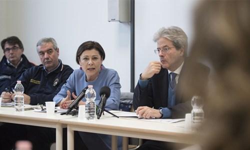 Centro Italia, 280 milioni di euro contro il dissesto idrogeologico