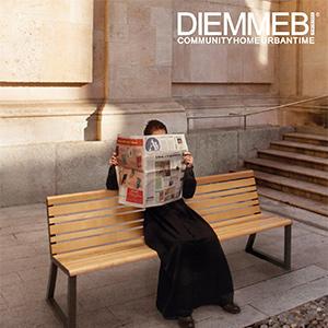 Nuovi progetti di arredo urbano by Diemmebi